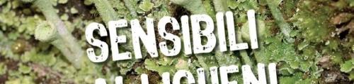 Sensibili ai licheni