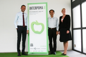 """Interpoma International"", tante opportunità per la melicoltura in Cina."